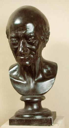Bust of Voltaire (1694-)