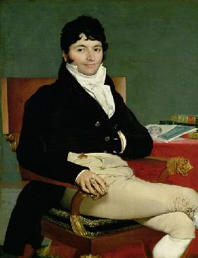 Ingres, Jean Auguste Dominique : Philibert Riviere (1766-18...