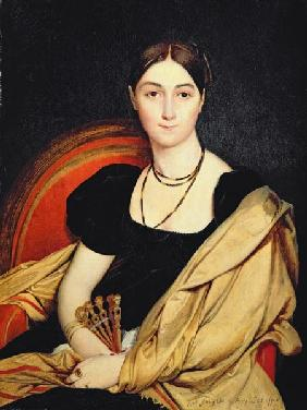 Ingres, Jean Auguste Dominique : Madame Devaucay