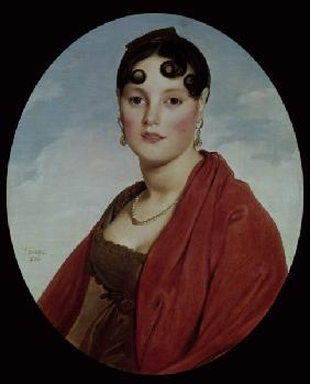 Ingres, Jean Auguste Dominique : Madame Aymon