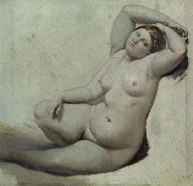 Ingres, Jean Auguste Dominique : Studie Das T�rkische Bad