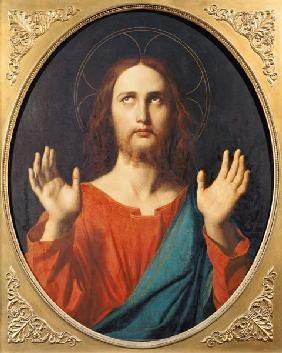 Ingres, Jean Auguste Dominique : Christ