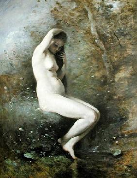 Venus Bathing c.1873-74