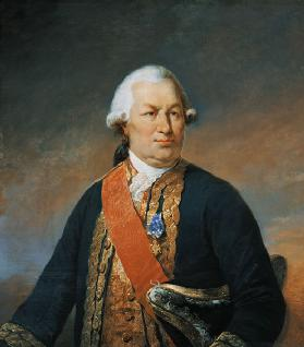 Francois-Joseph-Paul (1723-88) Count of Grasse 1842