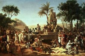 Troops halted on the Banks of the Nile, 2nd February 1799 1812