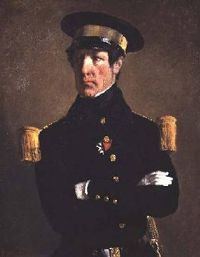 Portrait of a Naval Officer 1845