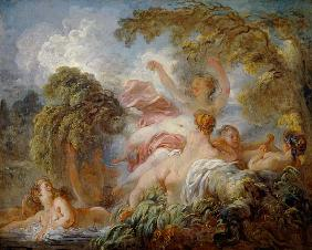 The Bathers c.1765