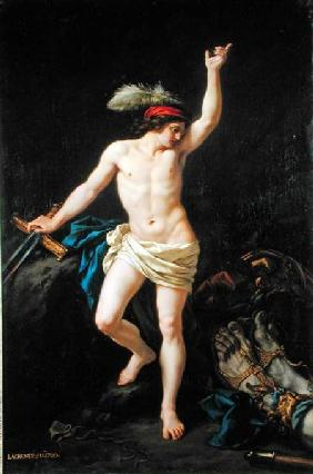 David Victorious 1780