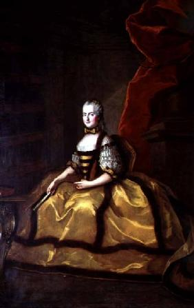 Portrait of Madame Louise of France (1737-87)