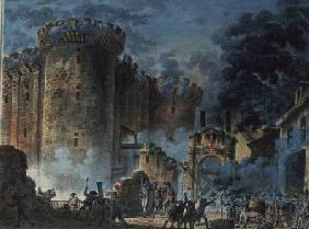 The Taking of the Bastille 14th July