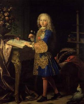 Charles III (1716-88) as a Child 1725-35