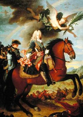 Equestrian Portrait of Philip V (1683-1746)