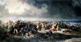 Scene of the Landing at Quiberon in 1795 1850