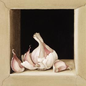 Garlic, 2005 (w/c on paper)