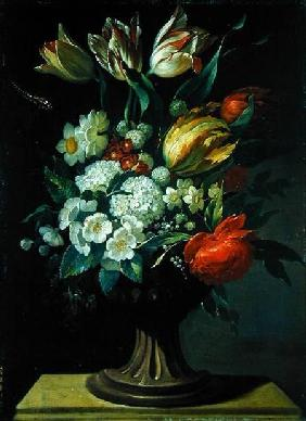 Still Life with Flowers 1764