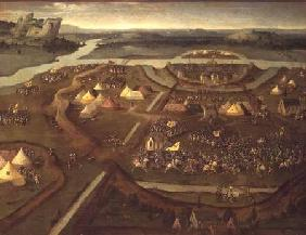 The Battle of Pavia in 1525 c.1530