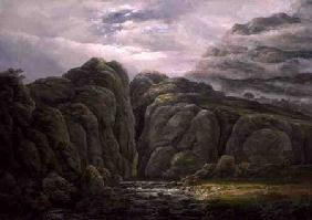 Norwegian Mountain Landscape 1819