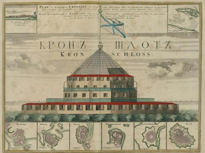 Festung Kronstadt - Untitled