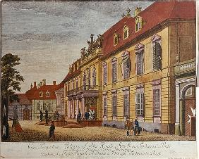 The Palace of Prince Ferdinand of Prussia, Berlin