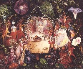 The Fairies' Banquet 1859