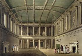 Interior of Concert Room, from 'Bath Illustrated by a Series of Views', engraved by John Hill (1770- 19th