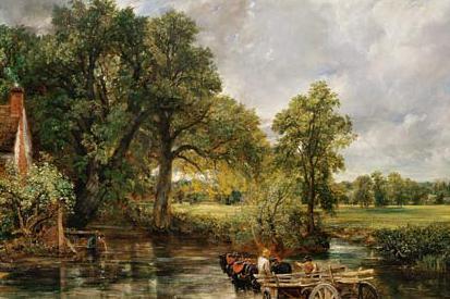 J Constable Romantik