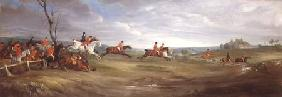 A Hunt Scurry with The Quorn 1823