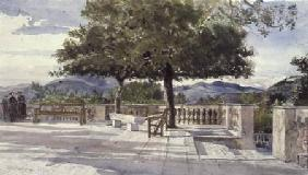 Terrace at Nice