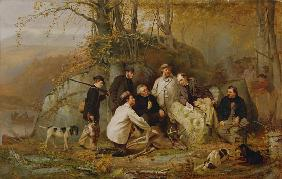 Claiming the Shot: After the Hunt in the Adirondacks 1865