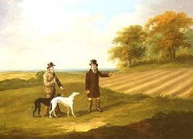 Finding, a Coursing Scene 1816