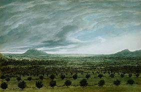 View from Mirabella c.1782