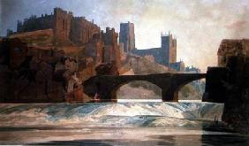 Durham Castle and Cathedral c.1809-10