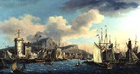 Leith Harbour 1825