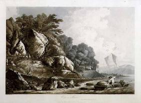 View in Macao, from 'Views in the South Seas' pub. 1788