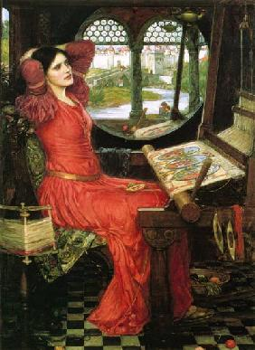 Lady of Shalott 1915