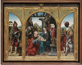 Adoration of the Magi 1525