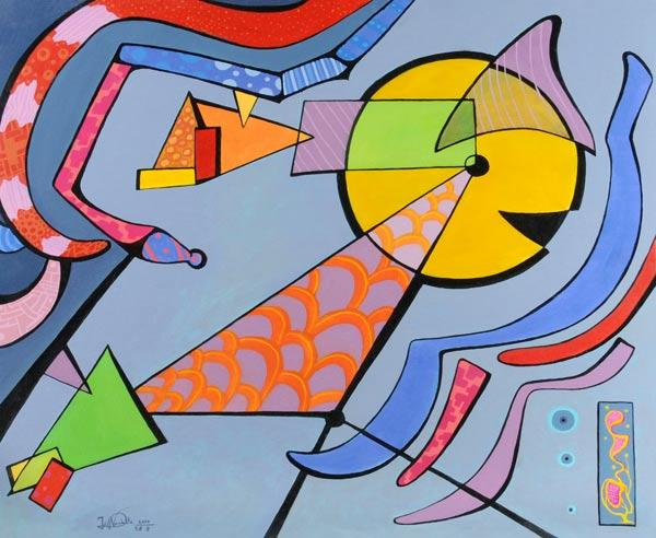 Abstraccion geometrica 2000