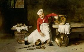 Kitchen-Boy 1893
