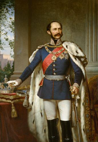 König Maximilian Iijoseph Von Bayern In Joseph Bernhardt Als