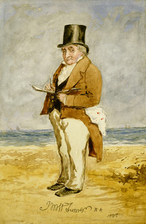William Turner (Selbstbildnis)