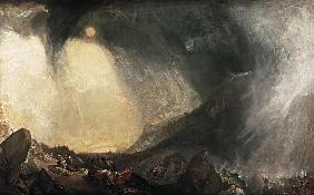 William Turner - Hannibal �berschreitet die Alpen