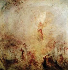 William Turner - Der Engel vor der Sonne