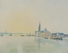 William Turner - Morgenstimmung in Venedig
