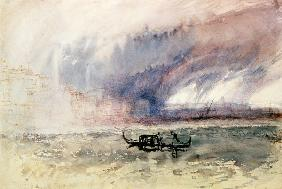 William Turner - Sturm �ber Venedig