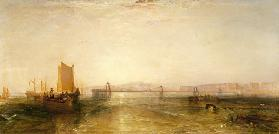 Brighton from the Sea c.1829