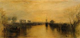 William Turner - Chichester Kanal