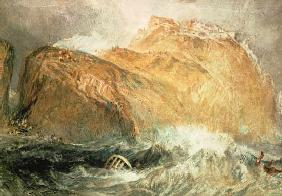 William Turner - Das Tintagel Castle, Cornwall