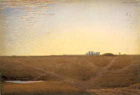Stonehenge – Twilight 1840