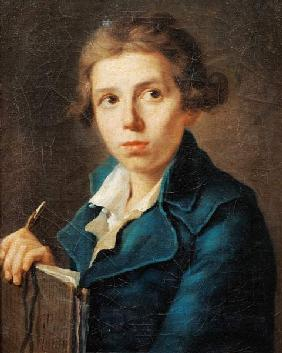Portrait of Jacques-Louis David (1748-1825) as a Youth