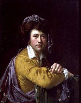Self Portrait at the age of about Forty c.1772-3